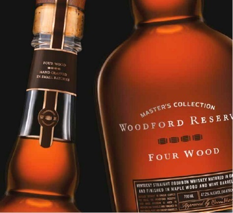 Woodford Reserve Master's Collection Four Wood // DR
