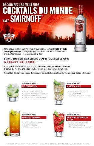 (c)Facebook Smirnoff France