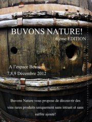 Buvons Nature // DR