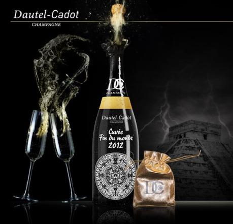 « Fin du monde » de Dautel-Cadot // DR
