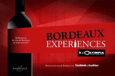 Bordeaux Expériences