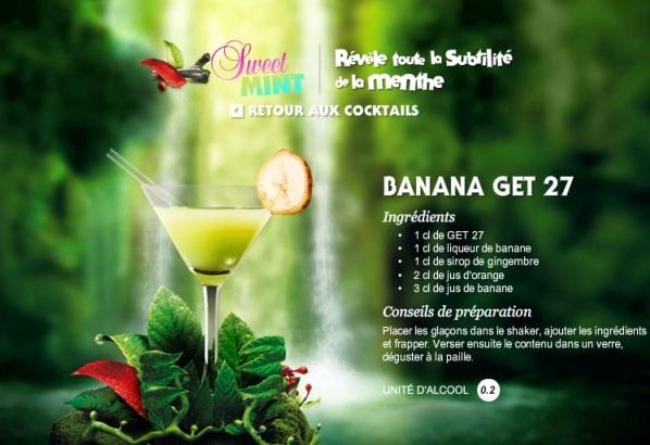 Banana Get 27 // © Get 27