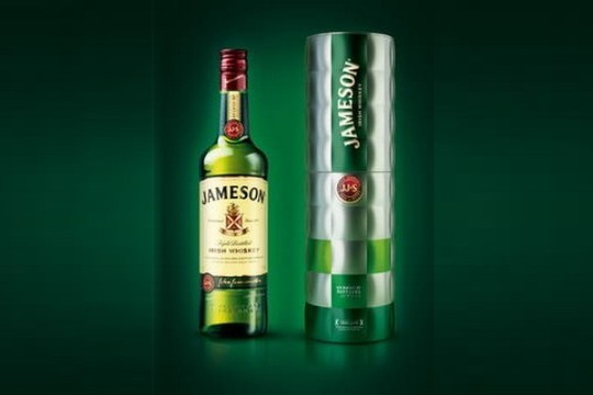 Jameson par Borrione et Jupille // DR