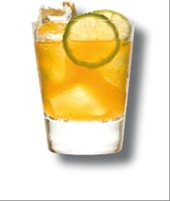Cocktail Old Fashioned par Trois Rivières // DR
