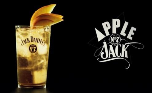 Apple Jack // © Jack Daniel's