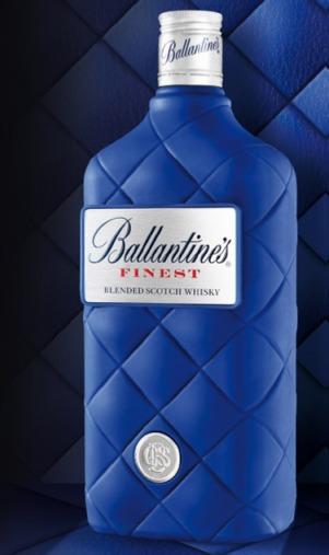 Ballantine's Finest édition limitée 2012 // DR