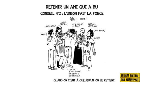 © Sécurité Routière