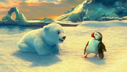Quand Coca-Cola fait appel à Ridley Scott pour animer ses ours polaires