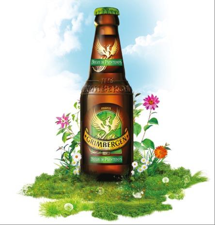 Bière de Printemps Grimbergen // DR