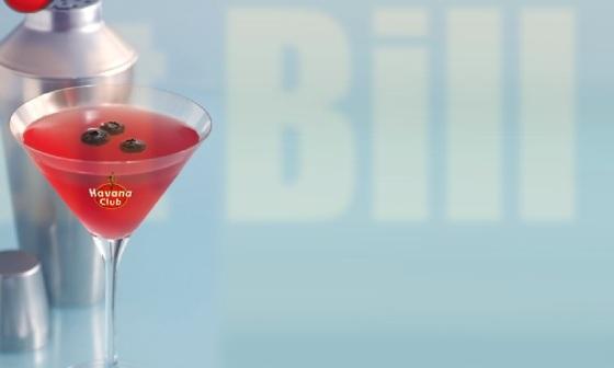 Cocktail Great Bill // © Havana Club