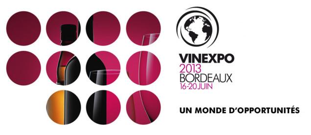 Vinexpo 2013 le salon professionnel du vin et des - Salon professionnel bordeaux ...