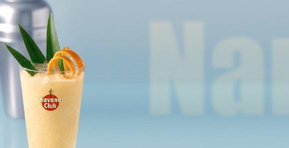 Cocktail Naranja Constante // © Havana Club