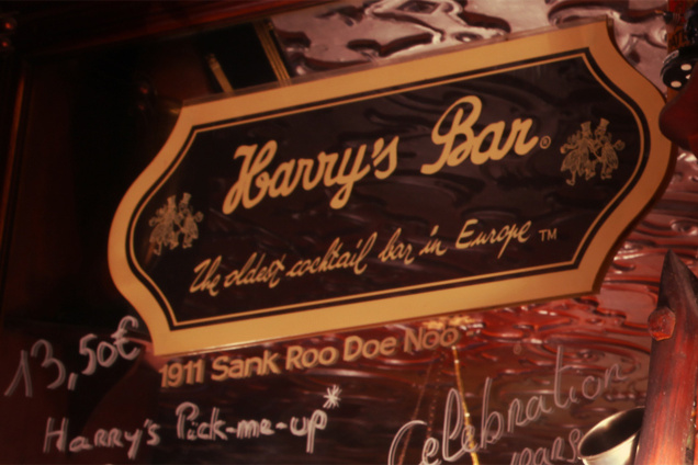 © Harry's Bar