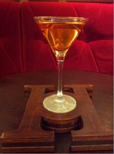 """Le """"Cooper Manhattan"""" à découvrir au Harry's Bar // © Laurent Edeline/Bronx"""