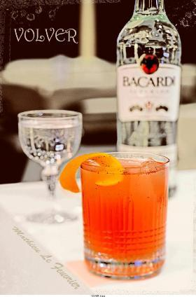 Le Volver © Fan Page Facebook Bacardi Legacy France