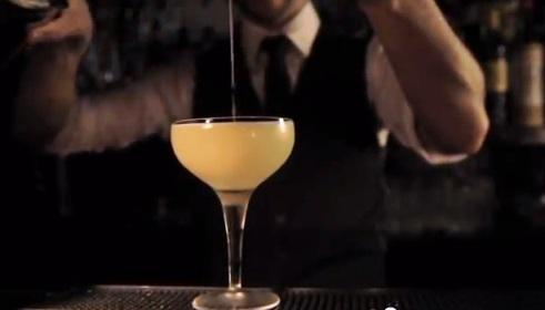 Cocktail La Belle Epoque