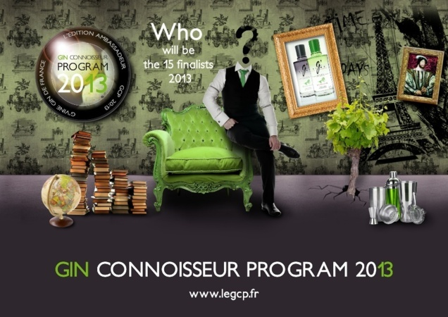 G'Vine Gin Connoisseur Program : lancement de l'édition 2013