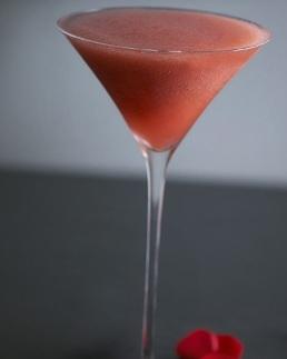 "Cocktail ""Old Rose Daiquiri"" // © Havana Club"