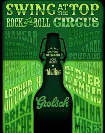 Swing at the Top by Grolsch // DR