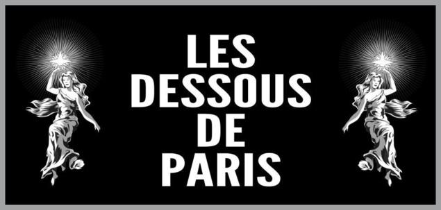Les Dessous de Paris by Demory From Paris
