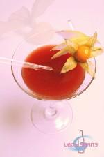 Fiche recette cocktail : Asian Spirit