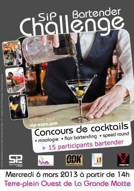 Sip Bartender Challenge 2013 // DR