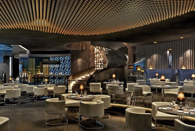 Le JW Marriott Marquis Dubai // DR