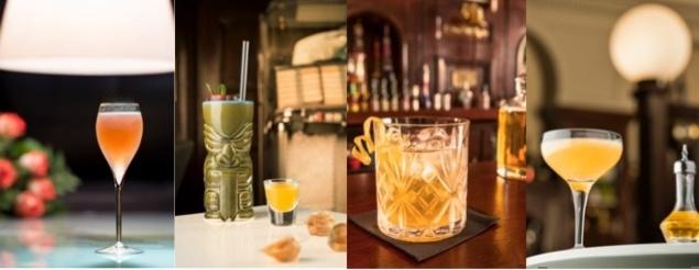 Nouvelle carte cocktails Le Traiteur du Marais // © Enguerran Ouvray