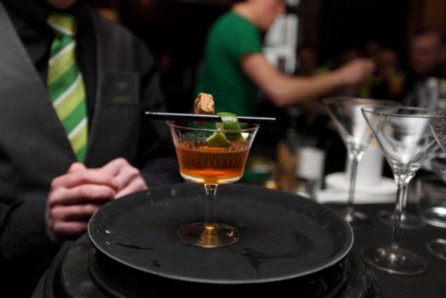 """Cocktail """"l'3uphémisme"""" par Josselin Dewulf // DR"""