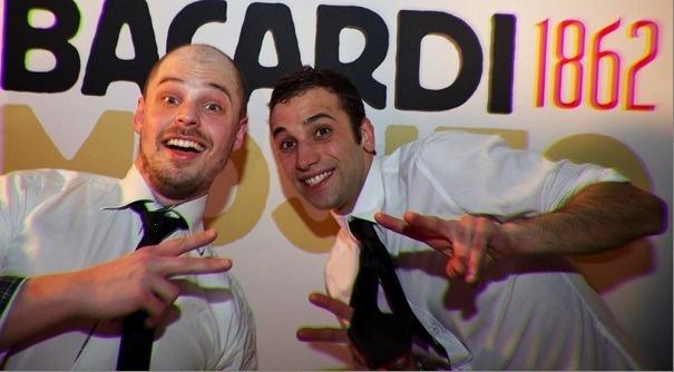 Giuseppe Sottile et Damien Verryser : vainqueurs de la BMC Lille // DR