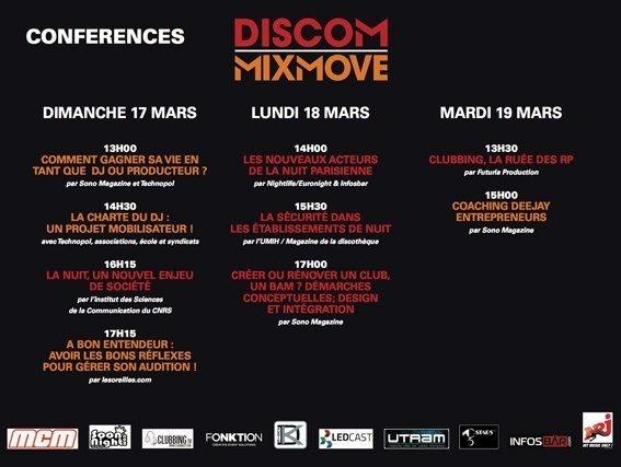 Conférence Discom 2013 : La charte du DJ