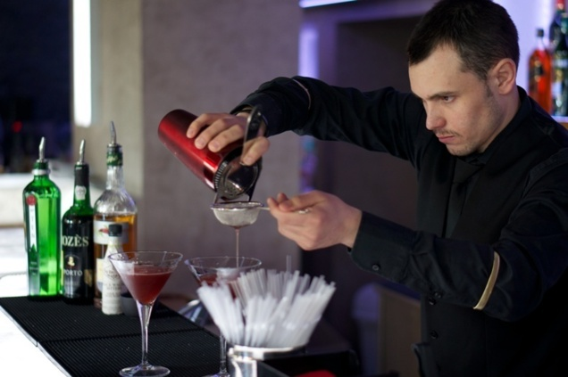 Finaliste Trophées du Bar 2013 : Julien Masson de l'Abreuvoir // DR