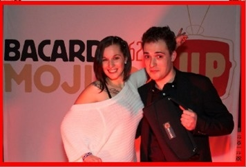 Raphael Pinto et Anael Brogin : vainqueurs de la BMC Lyon // DR
