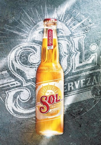 Sol : la bière du Mexique indépendant // DR