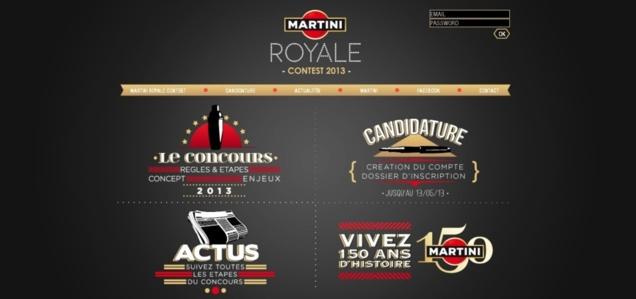 Martini Royale Contest 2013 // DR