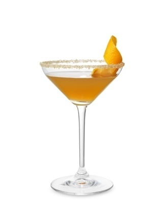 "Recette Cocktail ""Le Sidecar"" // © Hennessy"