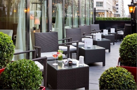Terrasse du Marta Bar // DR