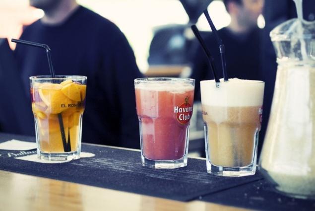 Cocktails @ La Plage du Batofar // DR