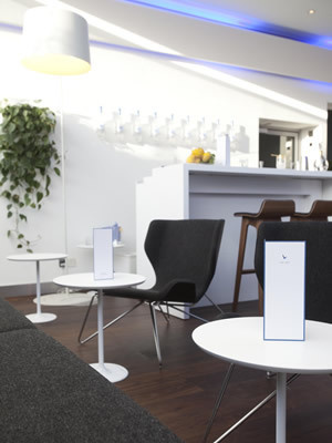 Le Grey Goose Taste Studio à l'aéroport de Londres Heathrow