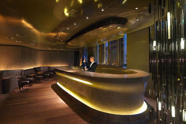 Bar 8 du Mandarin // © Mandarin Oriental Hôtel Paris