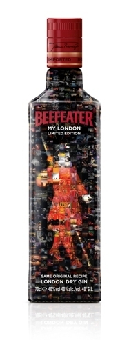 "Beefeater ""My London"" // DR"
