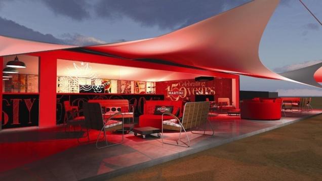 Terrazza Martini Cannes 2013