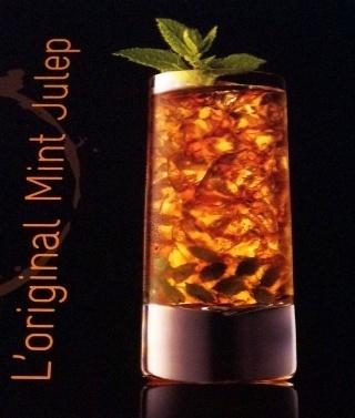 "Recette Cocktail ""L'Original Mint Julep"" // © Woodford Reserve"