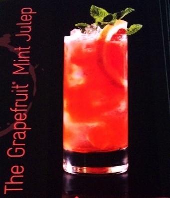 "Recette Cocktail ""The Grapefruit Mint Julep"" // © Woodford Reserve"