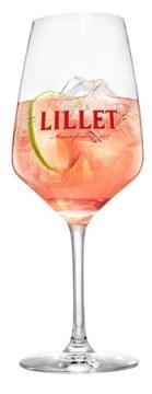 """Recette Cocktail """"Lillet Rosé Tonic"""" // © Lillet"""