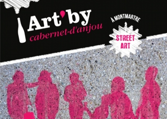 Art'By Cabernet d'Anjou 2013 aux Abbesses
