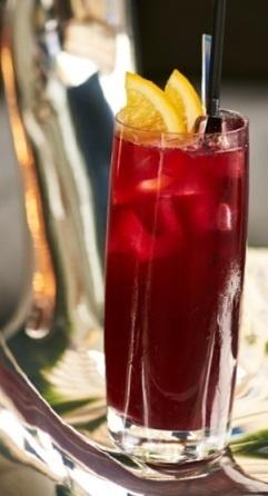Cocktail à déguster au Sparkling Garden // DR