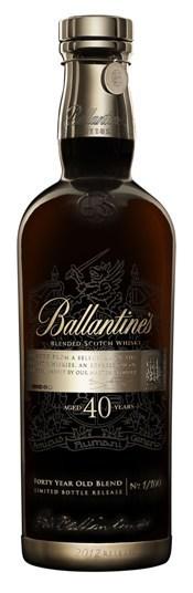 Ballantine's 40 ans // DR