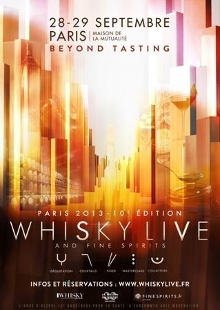Whisky Live Paris 2013 // DR