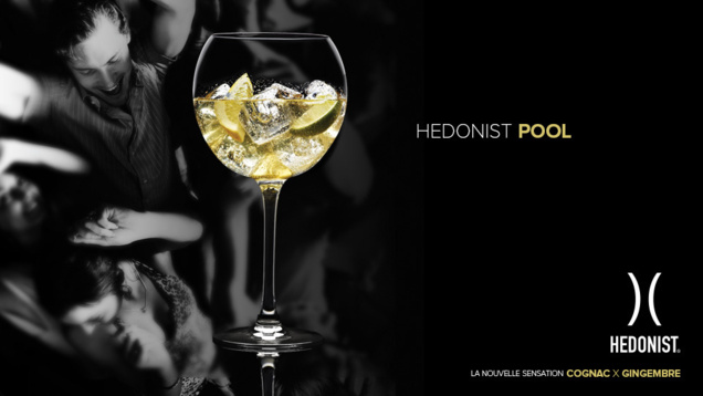 "Recette Long Drink ""Hedonist Pool"""
